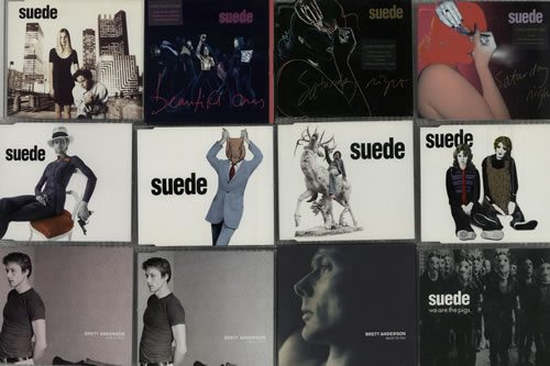 Suede+Quantity+of+Twenty-Nine+CDs+630929