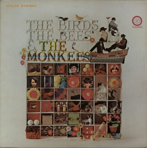 The+Monkees+The+Birds+The+Bees++The+Monkee+613307