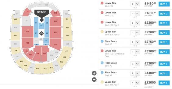 Adele-Tickets
