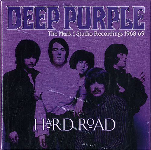 Deep+Purple+Hard+Road+The+Mark+1+Studio+Re+609391