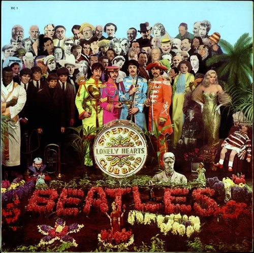 The+Beatles+Sgt+Peppers+-+Green+Vinyl+88185