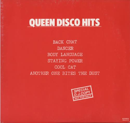 Queen+Disco+Hits+-+Special+DJ+Copy+118514