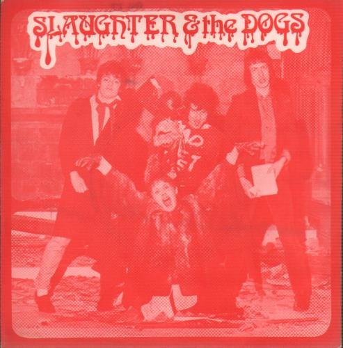 Slaughter++The+Dogs+Cranked+Up+Really+High+-+Red+i+648391