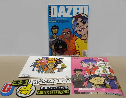 Gorillaz+Promotional+Pack+652751b