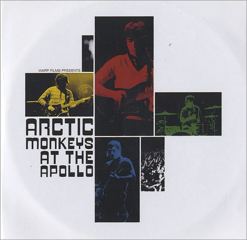 Arctic+Monkeys+At+The+Apollo+493762