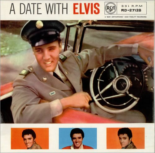 Elvis+Presley+A+Date+With+Elvis+-+Red+Spot+279292