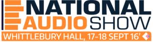 National Audio Show 2016 logo