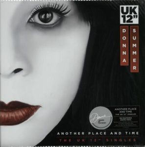 "Another Place And Time: The UK 12"" Singles -2015 European pressed UK issue limited edition 12"" vinyl boxset featuring FIVE digitally remastered 3-track 12"" singles pressed on White Vinyl issued exclusively for Record Store Day 2015"