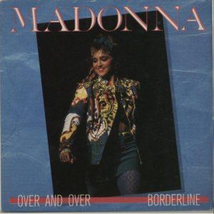 "Over & Over Italian 7"" Single"