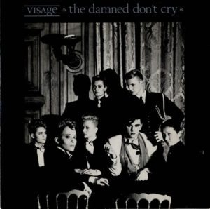 "The Damned Don't Cry - 1982 UK injection moulded label 7"" vinyl single"