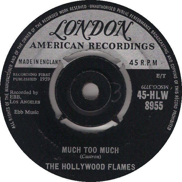 the-hollywood-flames-much-too-much-london