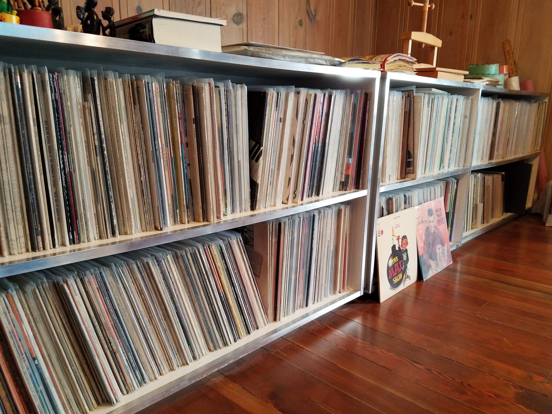 blog.eil.com readers share pics of their record collection………..