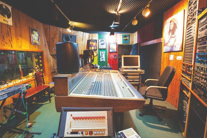 Jamaica S Last Record Factory Tuff Gong Will Start