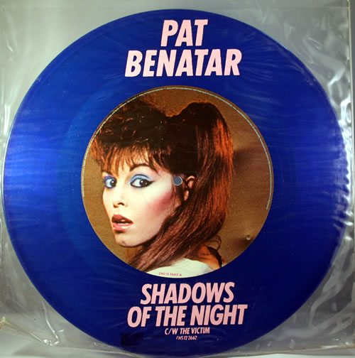 Watch this short clip of unique foreign pressed Pat Benatar 7″ Vinyl Singles….
