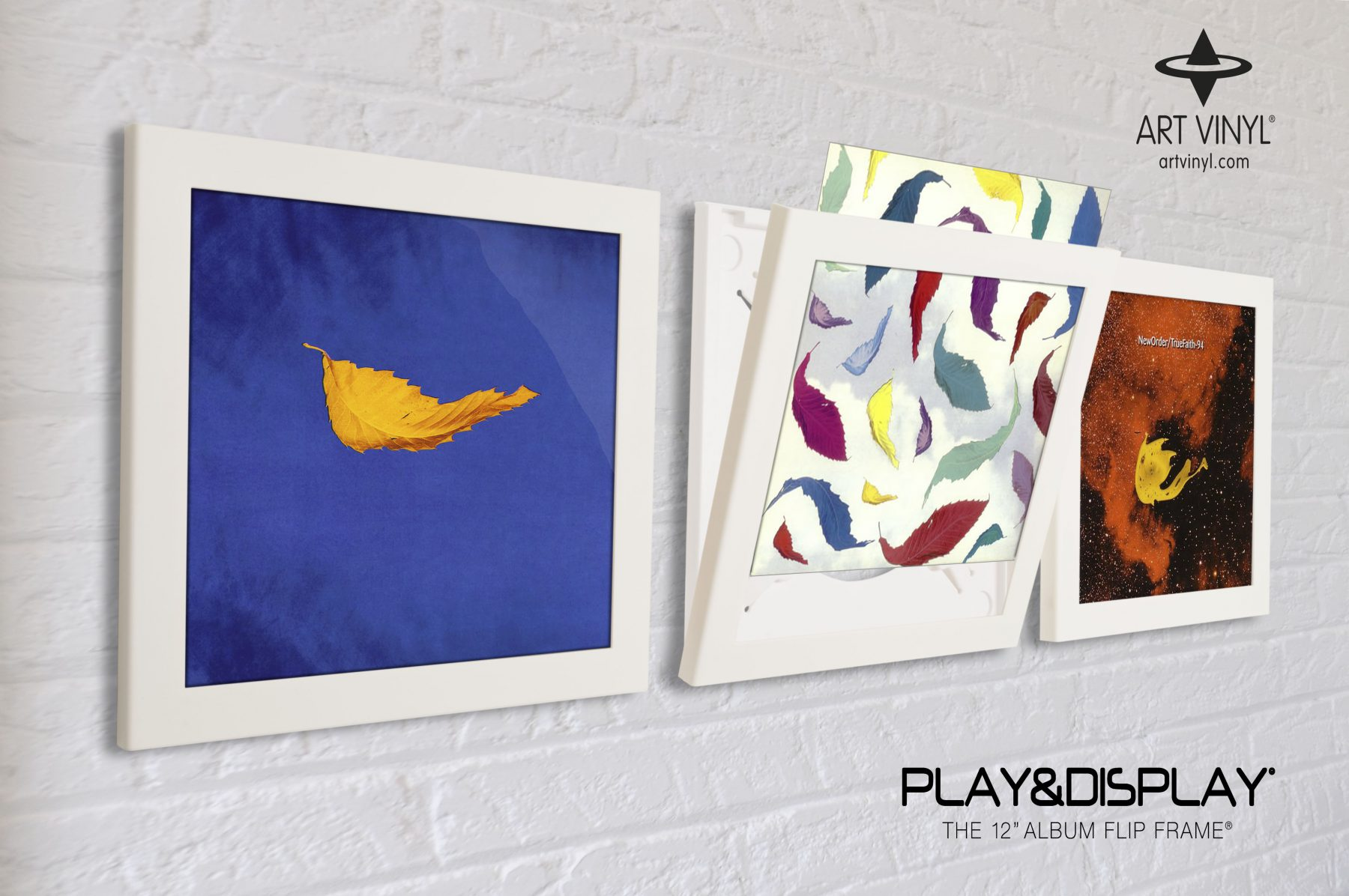 Autumn Equinoxe: New Order\'s Timeless Sleeve Art With Art Vinyl Play ...