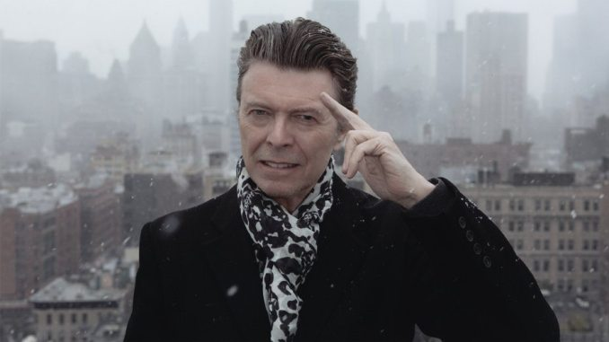 Latest rock rarities and collectables, including David Bowie