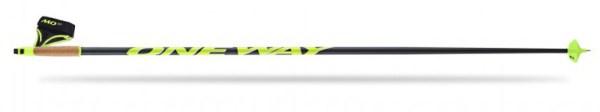 ski fond baton