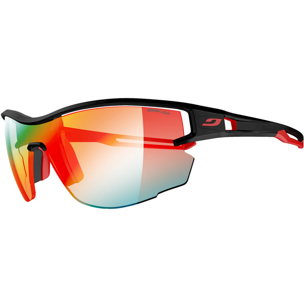 JULBO AERO NOIR MAT ZEB LIGHT FIRE 2019