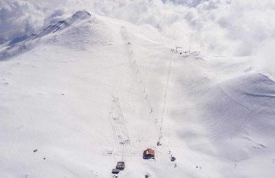 Skier en Iran
