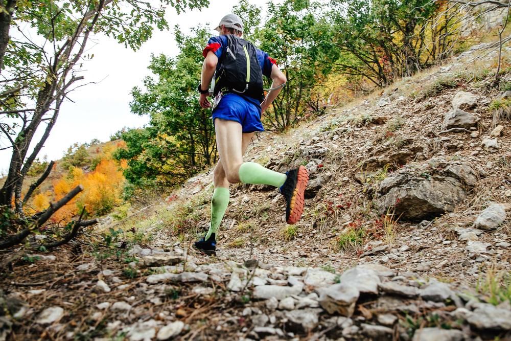 Skyrhune trail