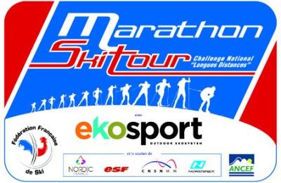 Dossard Marathon Ski Tour