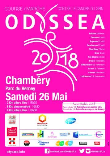 Odyssea Chambery