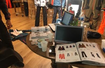 Nouveautés textile ski montagne outdoor 2019