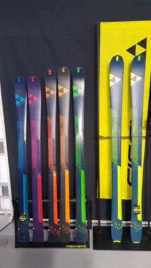Ski Randonnée Fischer Transalp 2019