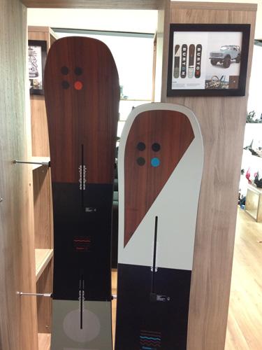Burton Snowboards Custom