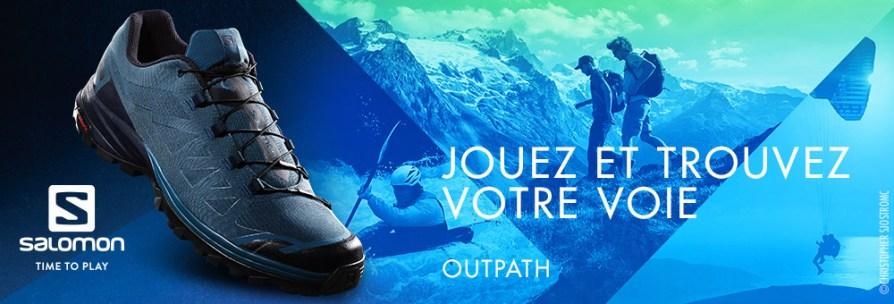Chaussures Salomon OUTpath