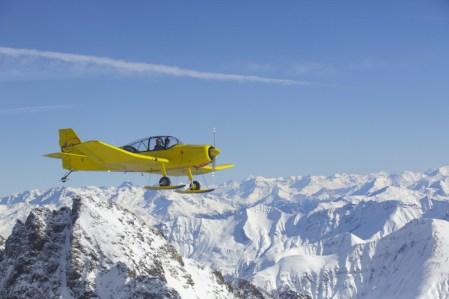 Vol panoramique Alpe d'Huez