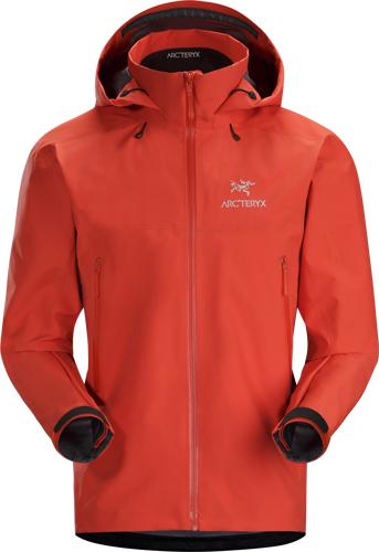 Veste Beta Ar Jacket orange homme