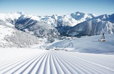 Pistes ski 3 vallées