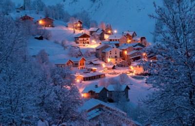 Skier à Saint-Martin-de-Belleville