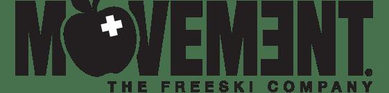 Logo Movement the Freeski Company