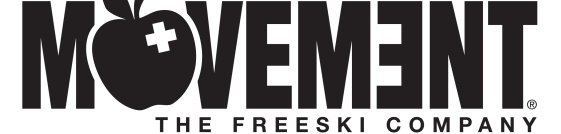 Logo Movement the Freeski Company