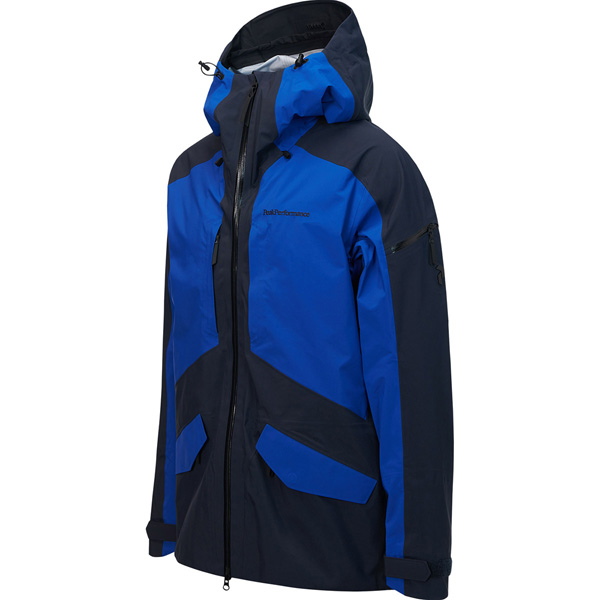 PEAK PERFORMANCE TETON JKT SALUTE BLUE 2019 2