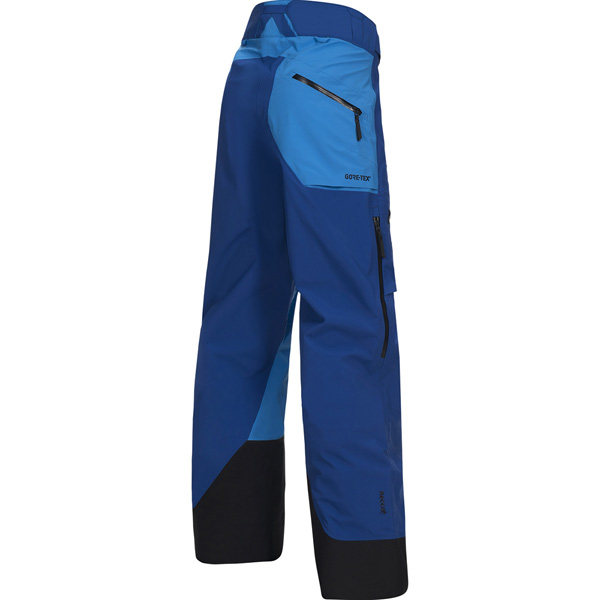 PEAK PERFORMANCE W GRAVP PANT ISLAND BLUE 2019 3