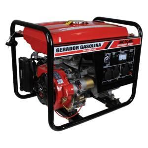 Gerador de Energia Motomil 3KVA a Gasolina
