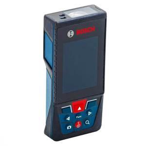 Trena a Laser Digital Bosch GLM 120C Alcance 120 Metros