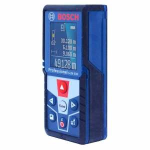 Trena a Laser Digital Bosch GLM 500 Alcance 50 Metros