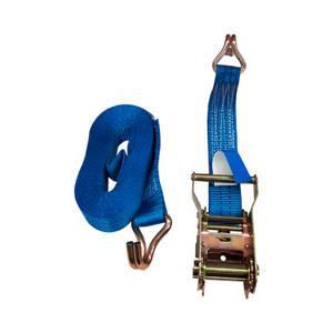 Cinta para Carga Polifitema com Catraca Azul 35MM x 6M