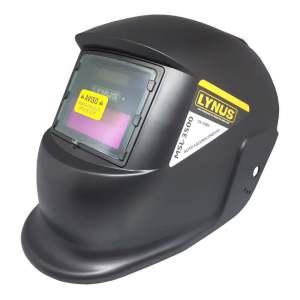 Mascara de Solda Lynus Automática MSL-3500