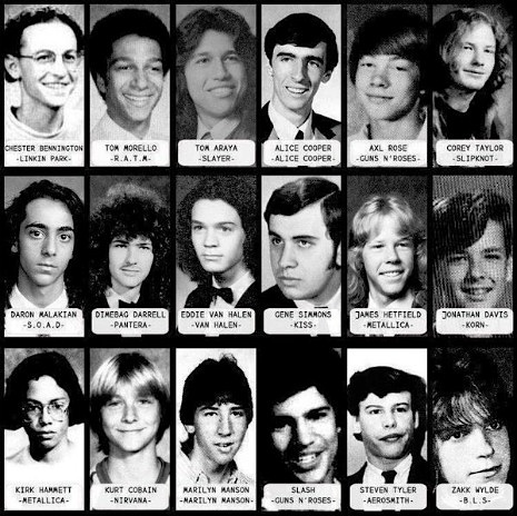 O year book do Rock'n'Roll