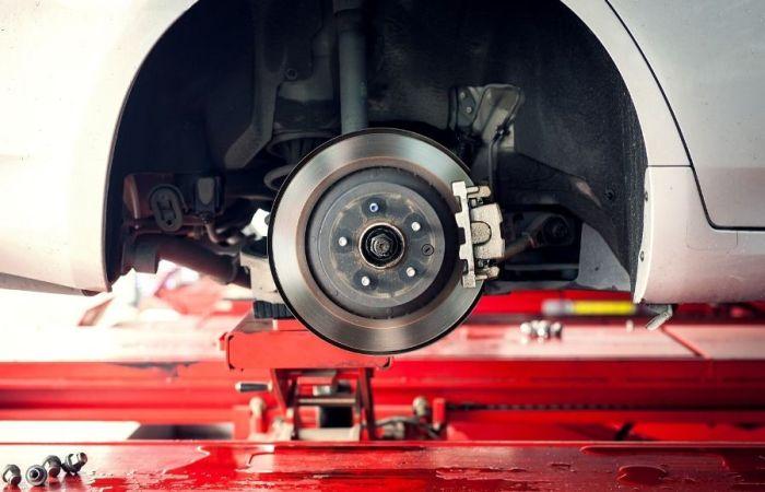 Problemas comunes del sistema de frenos del coche