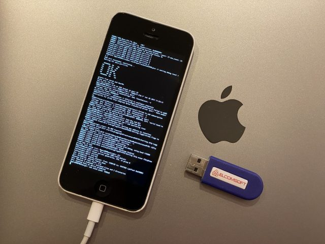 iPhone 26 and 26c Passcode Unlock with iOS Forensic Toolkit