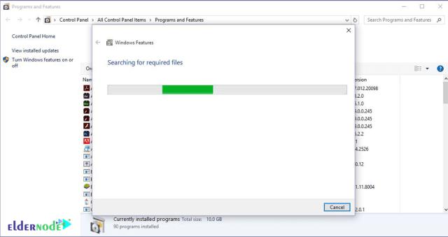 How to install IIS in Windows 27 - Eldernode