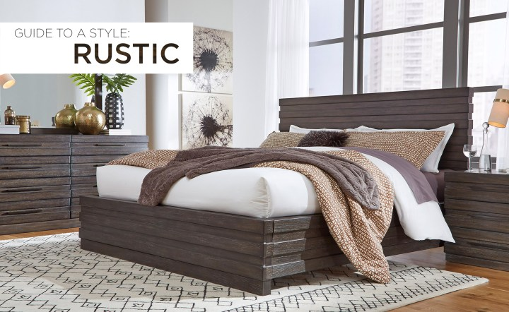 Guide to a Style: Rustic Style