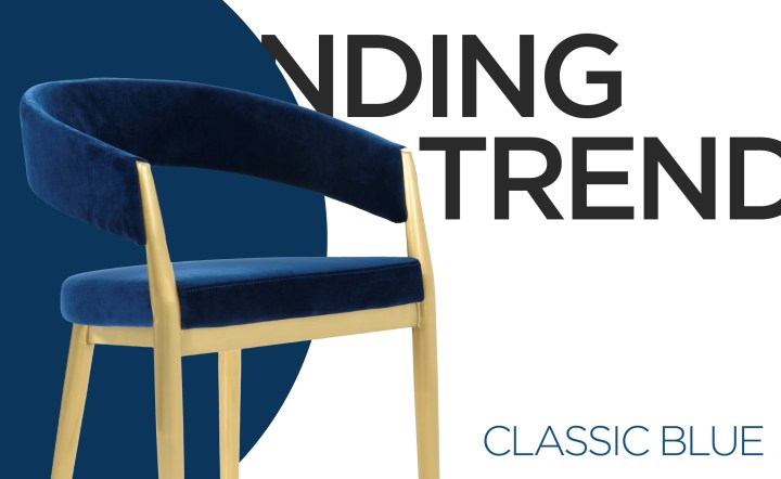 Monthly Trends: Classic Blue