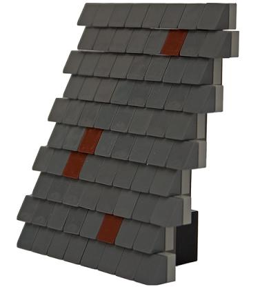 construye tejados con LEGO: Dach / Roof